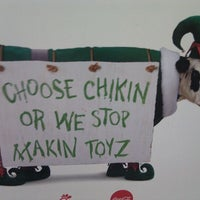 Photo taken at Chick-fil-A by donte p. on 12/22/2011