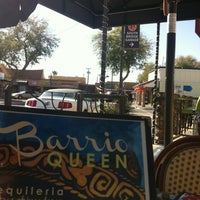 Photo taken at Barrio Queen by Justin H. on 3/8/2012
