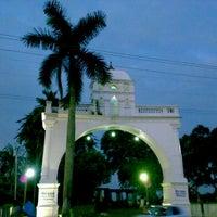 Photo taken at Dinbazar by Sudip S. on 1/28/2012