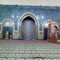 Photo taken at Masjid Islamic Centre by Oka M. on 12/22/2011