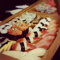 Photo taken at Abis Japanese Traditional Cuisine by Andrew T. on 7/1/2012