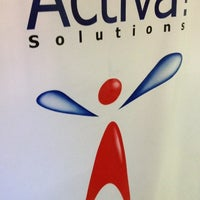 Photo taken at Activa! Solutions by Alberto C. D. on 1/28/2012