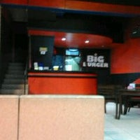 Photo taken at Big Burger Station by Ahmad H. on 1/17/2012