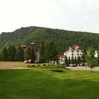 Photo taken at The Balsams Grand Resort Hotel by Bob M. on 6/9/2011