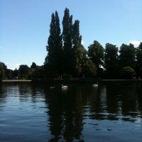 Снимок сделан в University of Nottingham пользователем Océane B. 6/26/2011