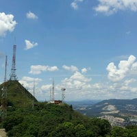 Photo taken at Pico do Jaraguá by Marcio D. on 1/7/2012