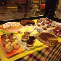 Photo taken at Ristorante Pizzeria Marechiaro by didi s. on 1/15/2012