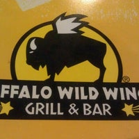 Photo taken at Buffalo Wild Wings by Mark S. on 7/8/2012