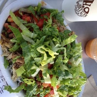Photo taken at Chipotle Mexican Grill by Yuuka on 9/6/2012