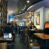 Photo taken at Starbucks by Jeeyoung L. on 1/1/2012