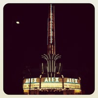 Photo taken at Alex Theatre by Tim M. on 12/4/2011