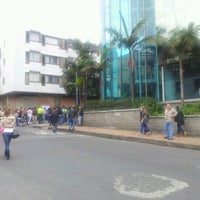 Photo taken at Universidad Piloto de Colombia by CrisFe A. on 10/30/2011