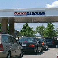 Photo taken at Costco Gas by Ray B. on 5/26/2012
