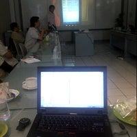 Photo taken at PT Astra International Tbk. - HONDA (HSO Yogyakarta) by Daniel M. on 1/24/2012