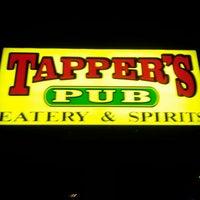 Photo taken at Tapper's Pub by Brandon B. on 1/8/2012