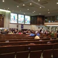 Photo taken at St. Charles Borromeo Catholic Church by Mark A. on 5/20/2012