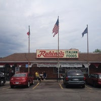 Photo taken at Rubino's Imported Italian Food by Pat H. on 7/3/2012