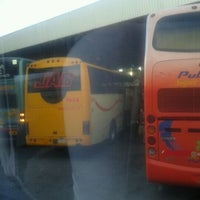 Photo taken at Terminal de Buses Osorno by Vìktioor M. on 11/4/2011