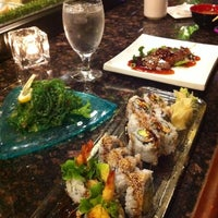 Photo taken at SUSHIRAW by Alfie P. on 4/22/2011