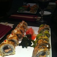 Photo taken at Izumi Sushi by Andrey S. on 1/11/2012