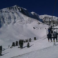 Photo taken at Big Sky Resort by Thom P. on 12/8/2011