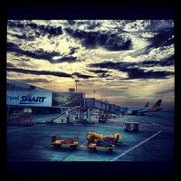 Photo taken at Mactan-Cebu International Airport (CEB) by Phen P. on 11/20/2011
