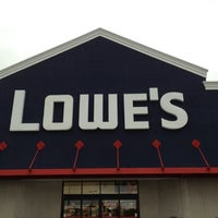 Photo taken at Lowe's Home Improvement by Christy C. on 11/3/2011