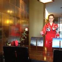 Photo taken at Satori by Лидия М. on 3/9/2012