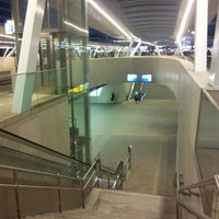 Photo taken at Station Arnhem Centraal by Jacco v. on 9/7/2012
