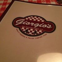 Photo taken at Giorgio's Pizzeria by RichmondSFBlog on 8/31/2012
