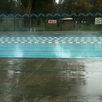 Photo taken at El Cariso Swimming Pool by Odell M. on 2/13/2012
