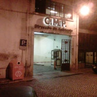 Photo taken at Canil Municipal do Porto by Carla T. on 1/5/2012