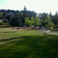 Photo taken at Skyview City Park by Thomas P. on 9/30/2011