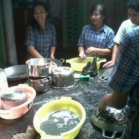 Photo taken at SMK Baranangsiang Bogor by Yonathan G. on 1/21/2012
