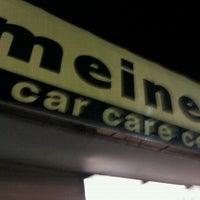 Photo taken at Meineke Car Care Center by Tish W. on 11/7/2011