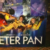 Photo taken at Peter Pan The Show by Lauren J. on 11/15/2011