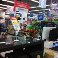 Photo taken at Walmart by Eduardo T. on 10/16/2011