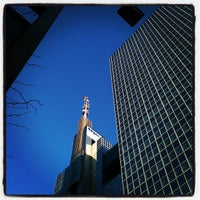 Photo taken at Proximus Towers by Willy C. on 11/15/2011