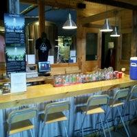 Photo taken at Nantahala Brewing Company by Brian K. on 6/9/2012