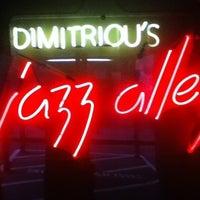 Photo taken at Dimitriou's Jazz Alley by DJLYRiQ on 9/2/2011