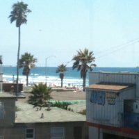 Photo taken at Pacific Beach AleHouse by Natalie P. on 7/23/2011