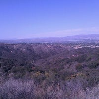 Photo taken at Caballero Canyon Trail Access by hope b. on 12/10/2011