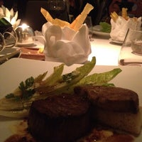 Photo taken at Alain Ducasse at The Dorchester by DIONE A. on 1/19/2012