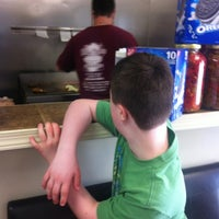 Photo taken at Philly's Phamous Steaks And Hoagies by Jennifer W. on 6/2/2012