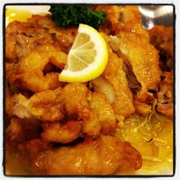 Photo taken at Crystal Jade Shanghai Delight by Manolet D. on 4/26/2012