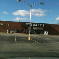 Photo taken at Stewart's Drugstore by Tabatha L. on 1/15/2012