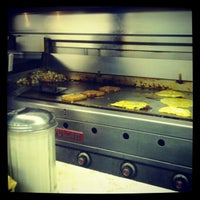 Photo taken at Tastee Diner by Vincent Greg W. on 4/8/2012