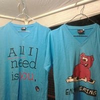 Photo taken at hayaT-shirt by ARM S on 8/16/2012