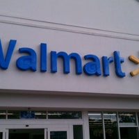 Photo taken at Walmart Supercenter by Sharee B. on 11/5/2011