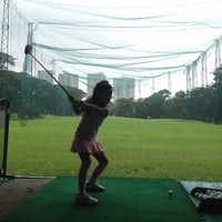 Photo taken at Driving Range by Raffy D. on 7/22/2012